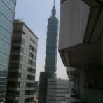 I'm in Taipei …
